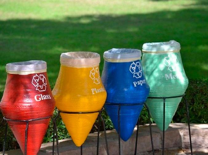 Recomendaciones para un correcto reciclado
