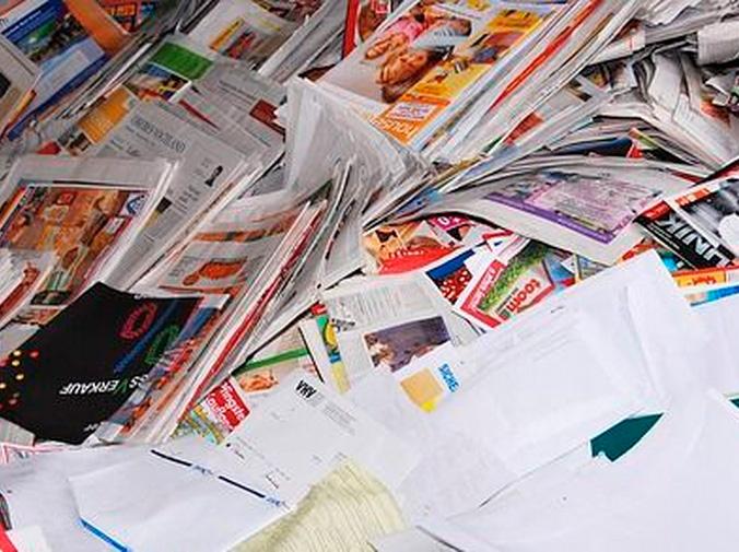 Cómo evitar errores en el reciclado de papel