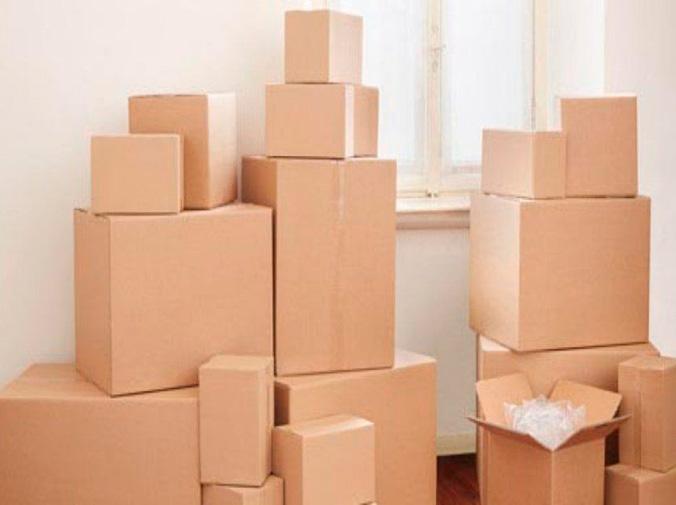 Cajas de cartón para respetar el medio ambiente